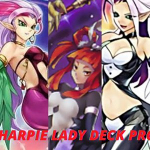 Yu-Gi-Oh! Harpie Lady Deck Profile + Combo Tutorial April 2021