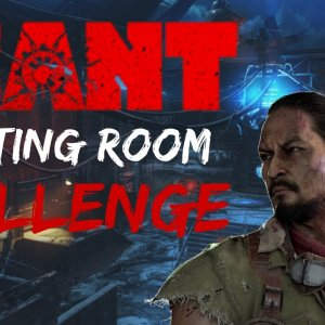 The Giant Starting Room Challenge | BO3 Zombies