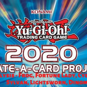 Yu-Gi-Oh! Create-A-Card Contest Analysis