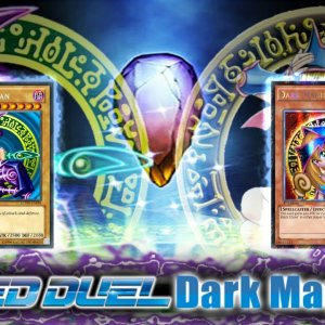 Yu-Gi-Oh! Dark Magician Speed Duel Deck Profile September 2020