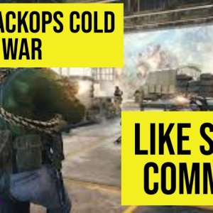 #letsplay with derwingamer2 : #callofduty blackops coldwar beta gameplay