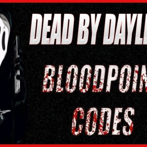 DEAD BY DAYLIGHT | OCTOBER BLOODPOINT CODES
