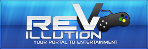 Revillution - your portal to entertainment! Revad1